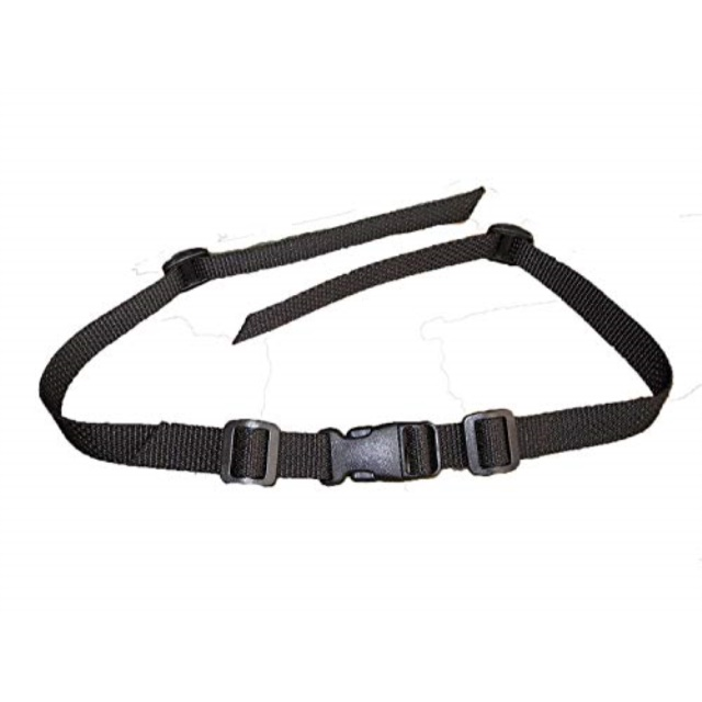 "BuckleGear Universal Backpack Sternum Strap BIG 1/"" wide Free Upgrades"