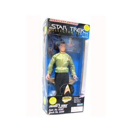 Star Trek Original Series Starfleet Edition - Captain James T. Kirk in Dress Uniform 9 inch Action Figure](Star Trek Dress Uniform)