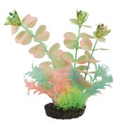 Fluorescent Plastic Underwater Plants Fish Tank Decor