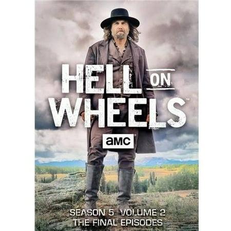 Hell On Wheels: Season 5, Volume 2 - The Final Episodes (Widescreen) (VUDU Instawatch Included)