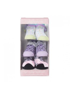 Multicolor Baby Girls Socks, Booties & Tights - Walmart com