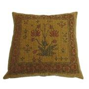 Corona Dcor Corona Decor Flora French 18-inch Throw Pillow