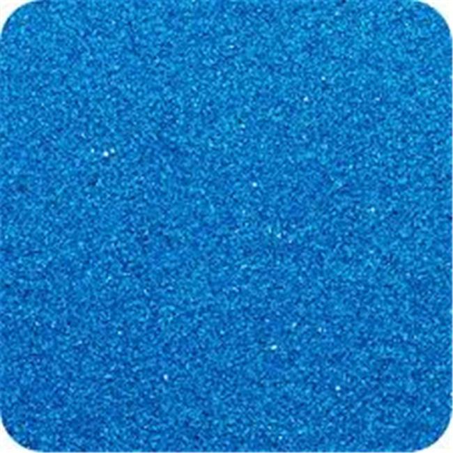 Classic Colored Sand 14 oz. Bottle - Shake & Pour Lid - Blue