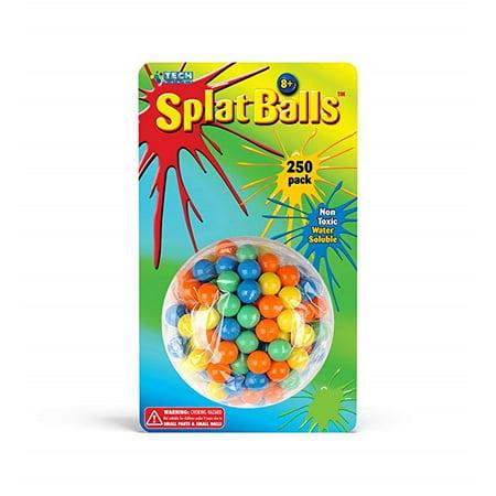 250 Count - Tech Group SupaSplat Splat Balls Refill Pack 50 Caliber
