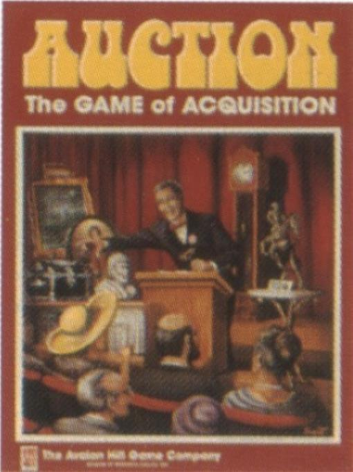 Auction New by Avalon Hill