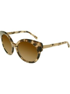 5e4c263d1cb Product Image Michael Kors Women s Gradient Adelaide MK2019-302613-55  Tortoiseshell Butterfly Sunglasses