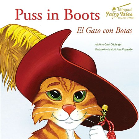 Bilingual Fairy Tales Puss in Boots - eBook
