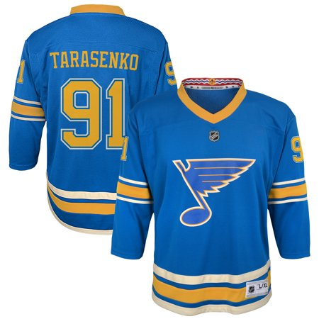 the best attitude 307b5 8ac18 Vladimir Tarasenko St. Louis Blues Preschool Alternate ...