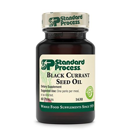Standard Process - Black Currant Seed Oil - Supports Healthy