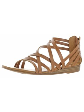 7b3bc02b7380 Product Image Carlos by Carlos Santana Womens Amara Open Toe Wedge Strappy  Sandals