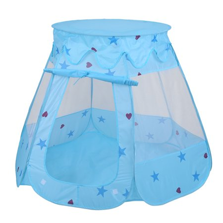 Ball Pit Princess Castle Play Tents For Girls W Glow In
