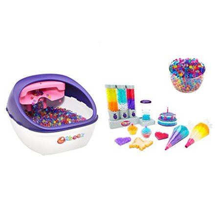 Orbeez Ultimate Soothing Spa and Sweet Treats Studio with BONUS Color Pack in 7 Colors