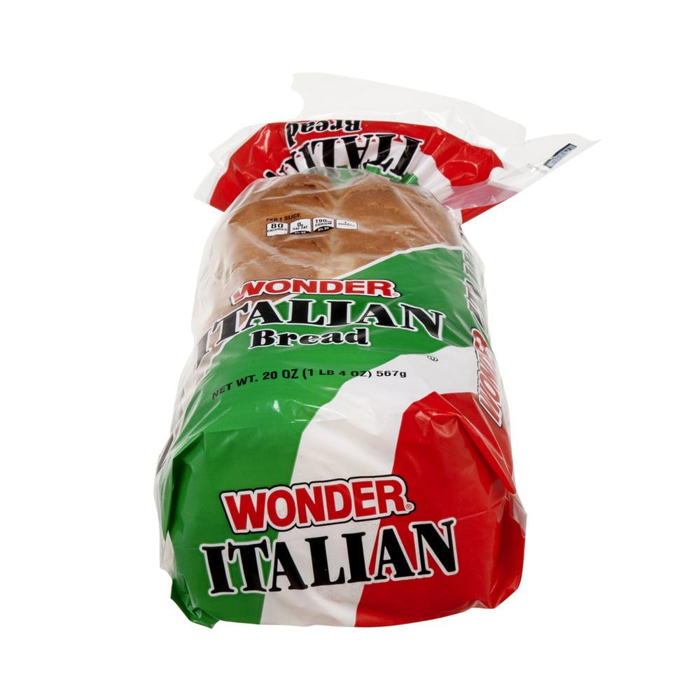 Wonder Bread Italian, 20.0 OZ