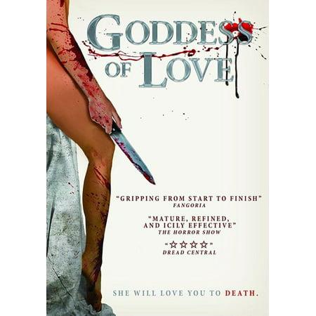 Goddess of Love DVD