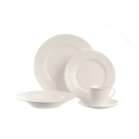 Red Vanilla Riviera 5 Piece Place Setting, Service for 1 - Place Settings Ideas