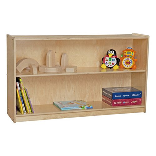 Wood Designs Contender Mobile Adjustable Bookcase