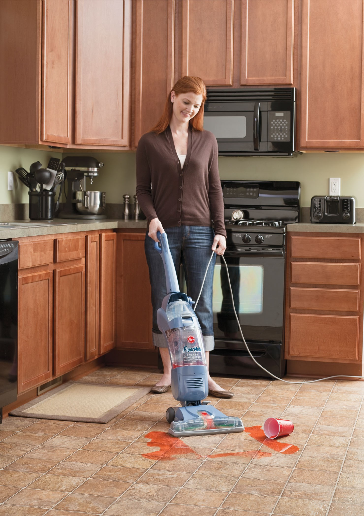 Hoover floormate hard floor cleaner walmart dailygadgetfo Images
