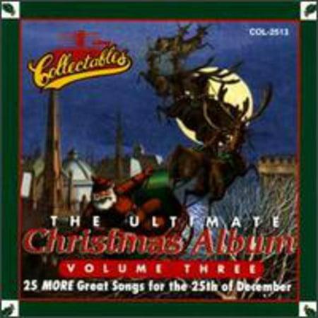 - Ultimate Christmas Album Vol.3: WCBS FM 101.1