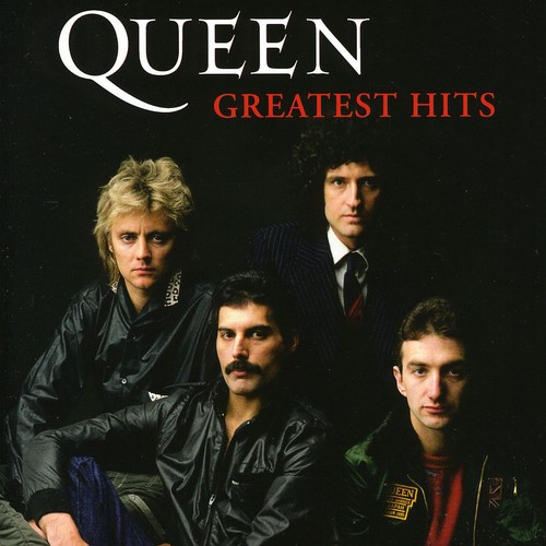 Queen - Greatest Hits (2011 Remasters) [CD]