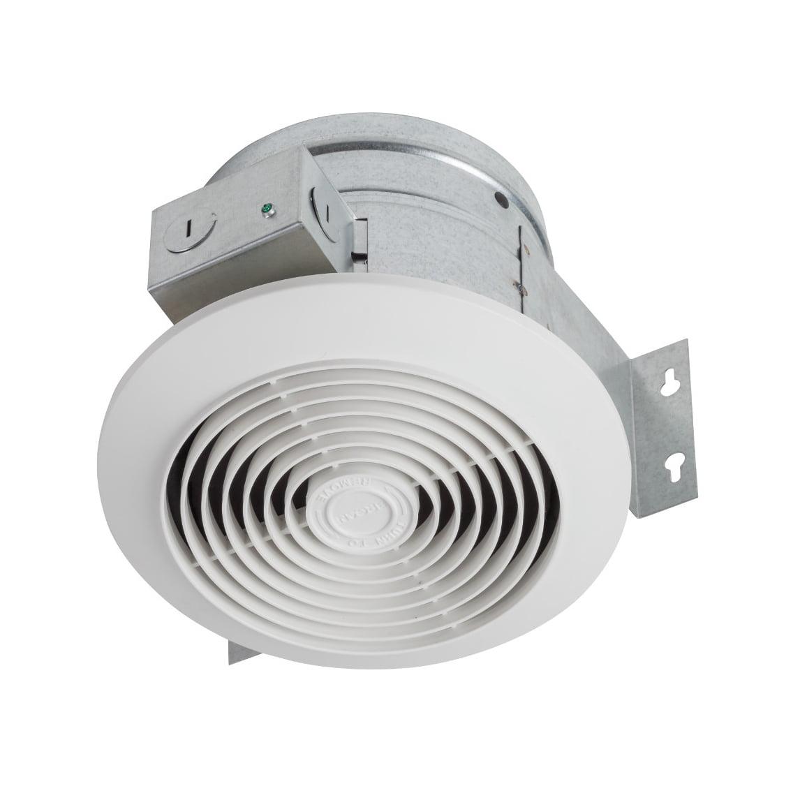 Vertical Discharge Bathroom Exhaust Fan
