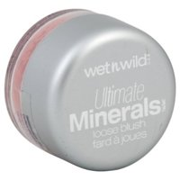 Wet 'n' Wild Ultimate Minerals Loose Blush, Barely Peach 165