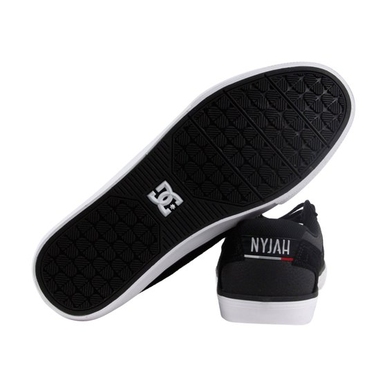 Dc Men s Nyjah Vulc Black Fashion Sneakers 12 D - Walmart.com ef6963fba6