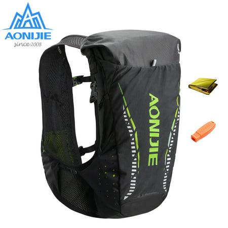 Super Lightweight Hydration Backpack Running Water Bladder Vest Climbing Marathon Cycling Hydration Bag - image 1 of 7