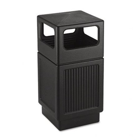 Canmeleon Collection 38 Gallon Side Open Receptacle in