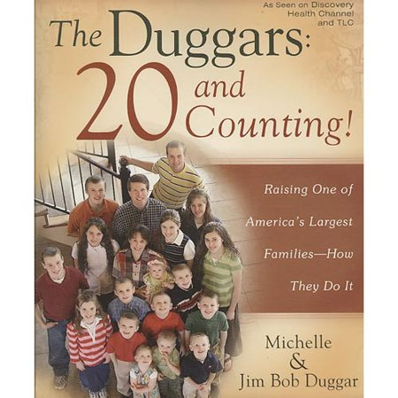 The Duggars  20 And Counting   Raising One Of Americas Largest Families  How They Do It