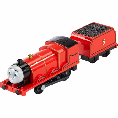 Thomas & Friends TrackMaster Motorized James Train Engine