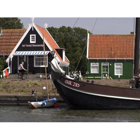 Marken, a Fishing Village, Netherlands (Holland) Print Wall Art By G Richardson (Polarisierte Fishing Sonnenbrille Marken)