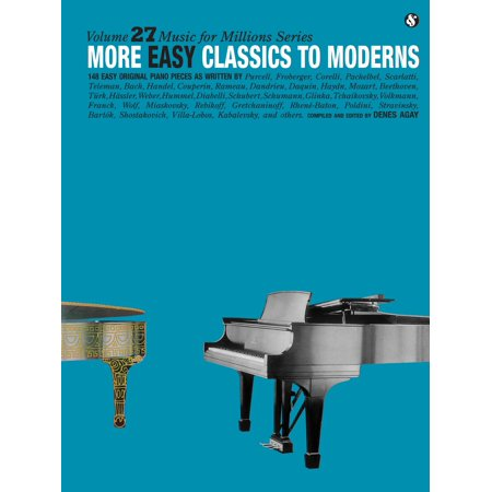 More Easy Classics to Moderns - eBook