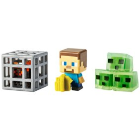 Minecraft Toy Figures