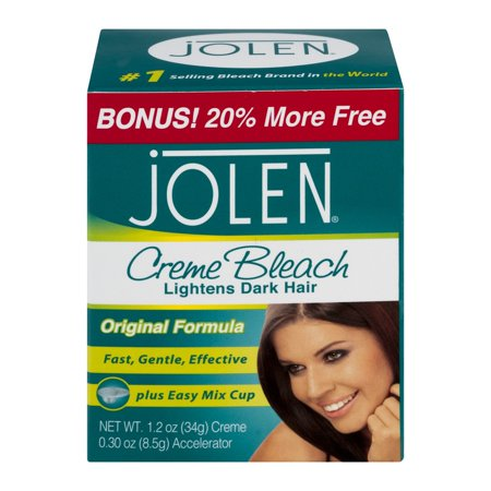 Jolen Crme Bleach Kit Original Crme Accelerator Walmart