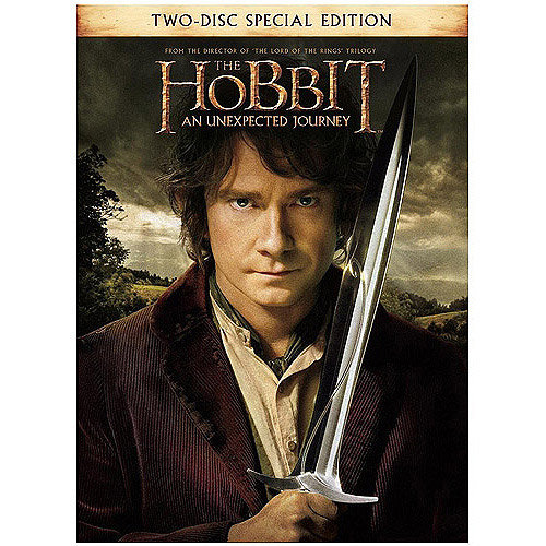 The Hobbit: An Unexpected Journey (Special Edition) (DVD   Digital Copy With UltraViolet) (With INSTAWATCH)