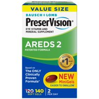 Preservision AREDS 2 Formula Softgels, 140 count
