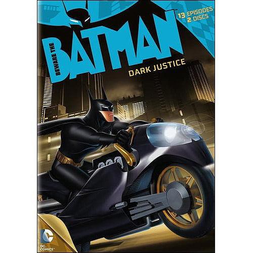 Beware the Batman: Dark Justice - Season 1 Part 2 (DVD)
