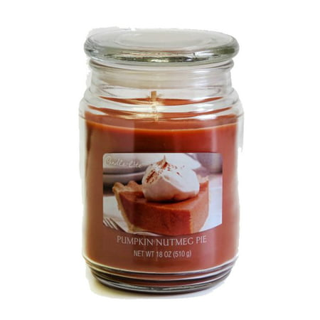 Candle-lite 510 g (18 oz ) Jar – Pumpkin Nutmeg Pie - image 1 of 1