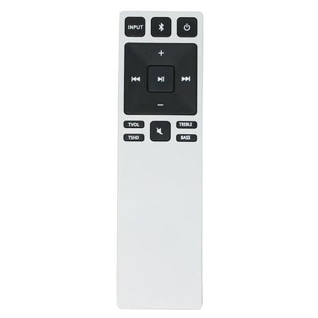 Replacement SB3821C6 Remote Control for Vizio Sound Bar System - Compatible with XRS321C Vizio Sound Bar System Remote Control