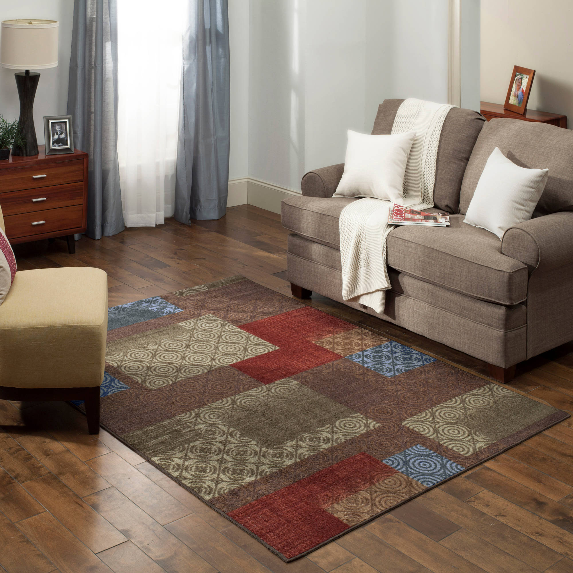 Mainstays Payton Nylon Area Rugs Or Runner   Walmart.com