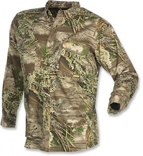 3011352304 Wasatch Long Sleeve Shirt, Realtree Max-1, X-Large