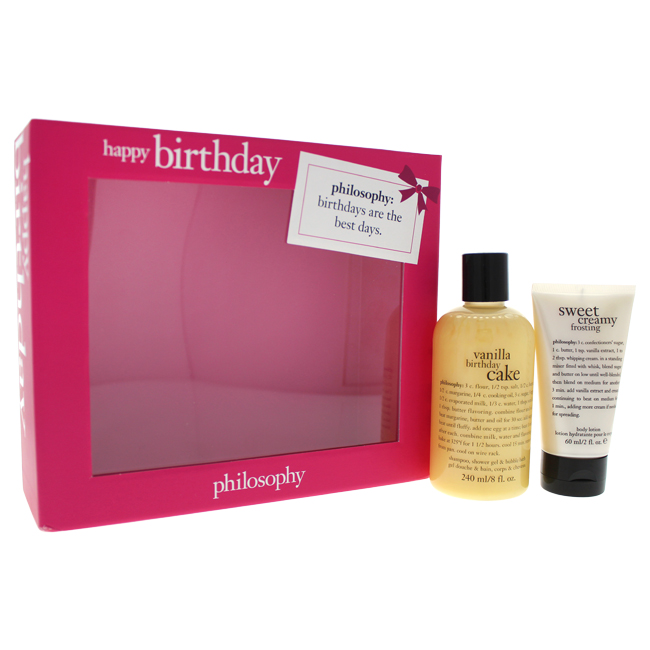 Happy Birthday By Philosophy For Women