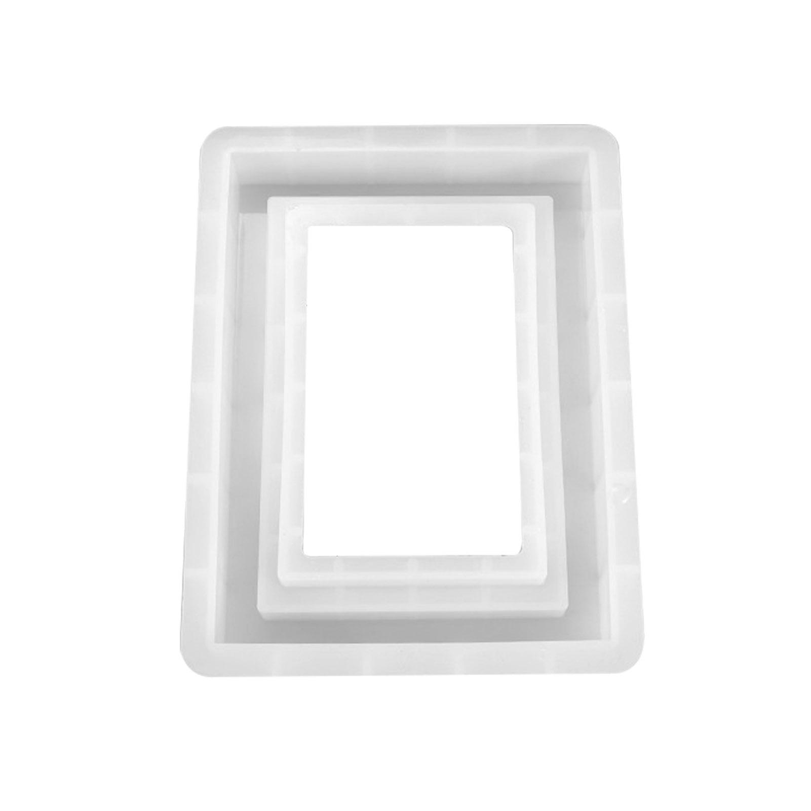 Frame 1 Silicone Mould 7 Styles