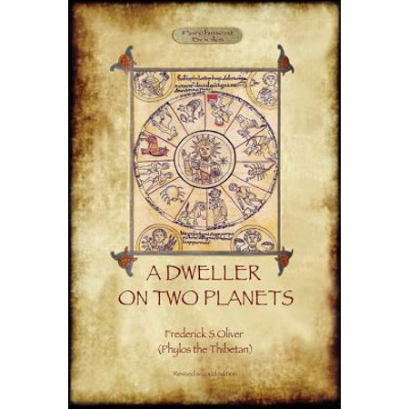 A Dweller on Two Planets : Revised Second Edition (2017) with Enhanced Illustrations (Aziloth Books) (Second Life Halloween 2017)