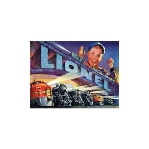Lionel Catalog Series: 1952 500 pc Jigsaw Puzzle