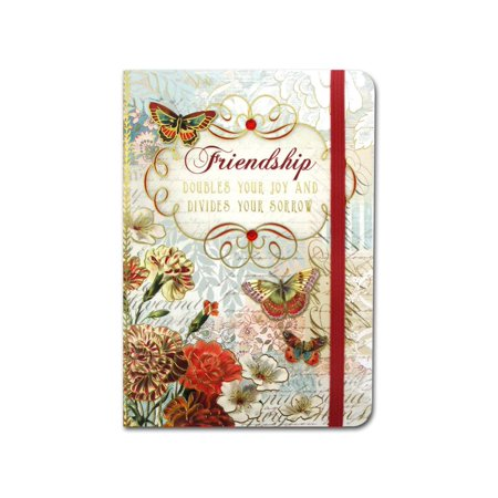 Punch Studio Soft Cover Journal: Joy of Friendship, 4.5 x -