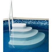 Blue Wave Wedding Cake Above-Ground Pool Step