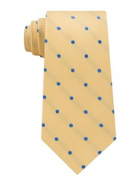 fb4edca28b8b Product Image Tommy Hilfiger Blue Mens Contrast Dot One Silk Neck Tie.  Tommy Hilfiger Ties