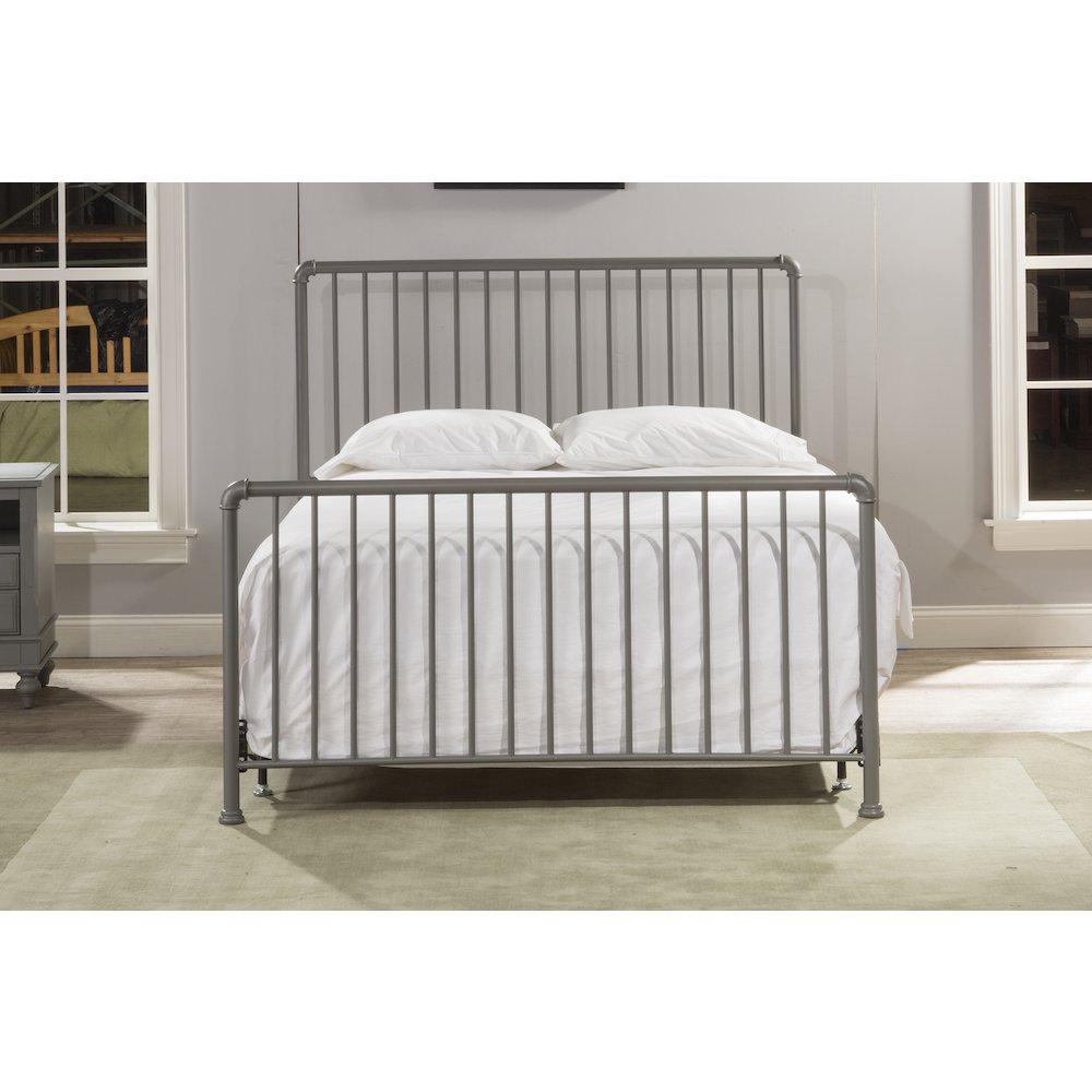 Brandi Bed Set - Full - Bed Frame Not Included , Stone