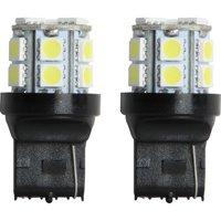 Led Headlight Bulb, 7440 Smd Car Signal Led Light Bulb Replacement, White 2pc Kit
